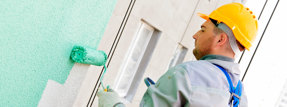Pintado y revestimiento de fachadas